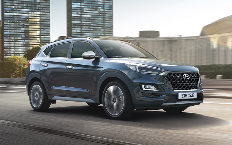 The All-New TUCSON Hybrid
